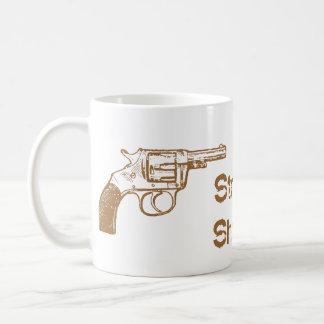 Straight Shooter Coffee Mugs