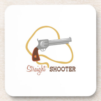 Straight Shooter Coasters