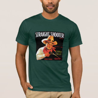 Straight Shooter forest T-Shirt