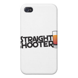 straight shooter iPhone 4 case