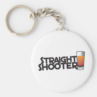 straight shooter keychain