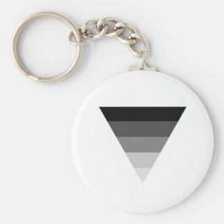 Straight Symbol Keychains