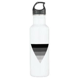 Straight Symbol 24oz Water Bottle