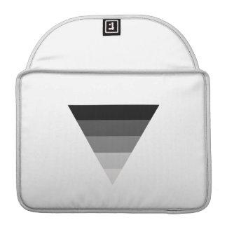 Straight Symbol Sleeves For MacBooks