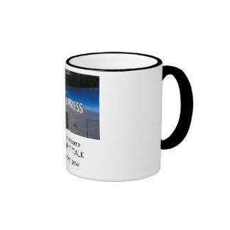 Straight Talk Ringer Coffee Mug