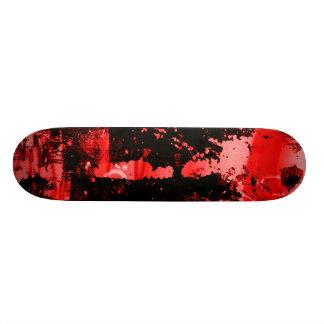 Straight Thru Hell 3rd and final Skateboard Deck