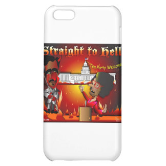 Straight To Hell iPhone 5C Cover
