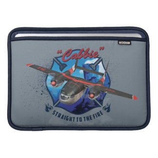 Straight To The Fire MacBook Sleeve