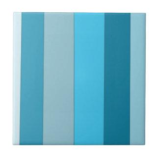 Straight Waves Tile