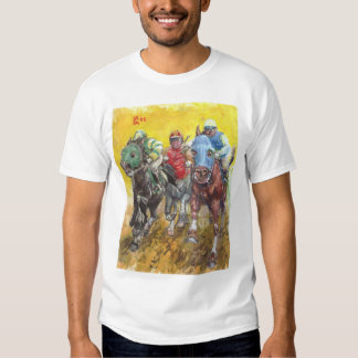 ¡STRAIGHTAWAY! camiseta Playeras