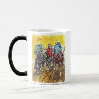 STRAIGHTAWAY! color-changing mug