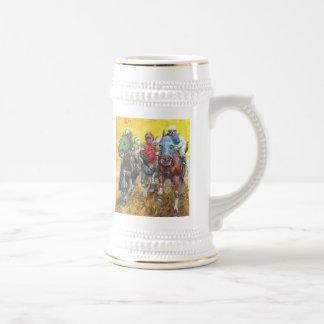 STRAIGHTAWAY! stein Mug