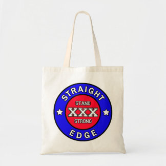 Straightedge bag