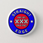 Straightedge button