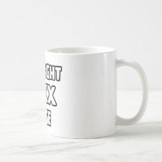 Straightedge mug