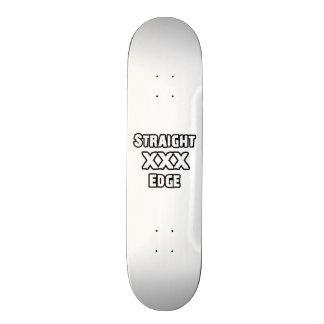 Straightedge Skateboard