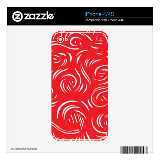 Straightforward Superb One One-Hundred Percent Skins For iPhone 4