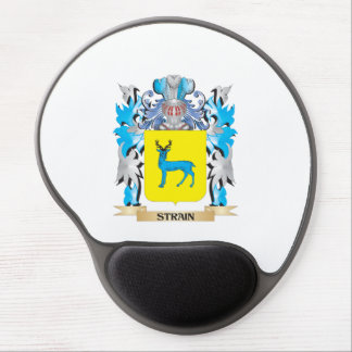 Strain Coat of Arms - Family Crest Gel Mouse Pad