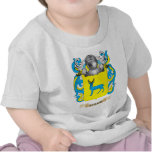 Strain Coat of Arms (Family Crest) Shirt