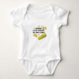 strained corn infant creeper