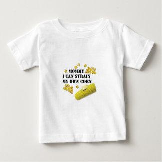 strained corn shirt