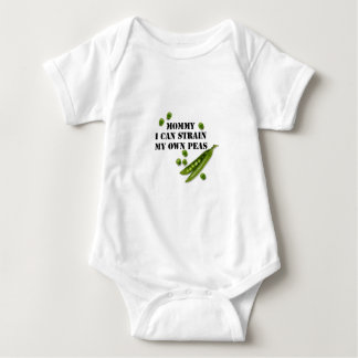 strained peas t shirt