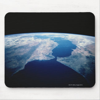 Strait of Gibraltar Mouse Pad