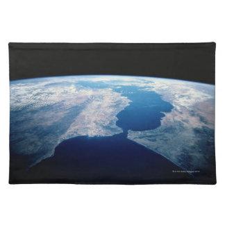 Strait of Gibraltar Placemat