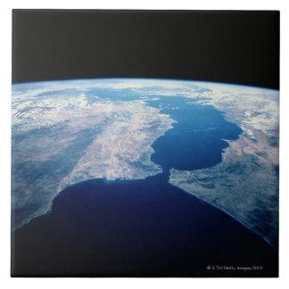 Strait of Gibraltar Tile
