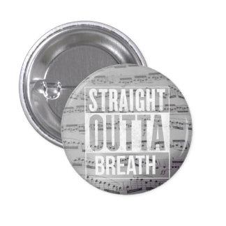 Strait Outta Breath Button
