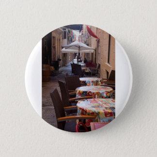 Strait Street Pinback Button
