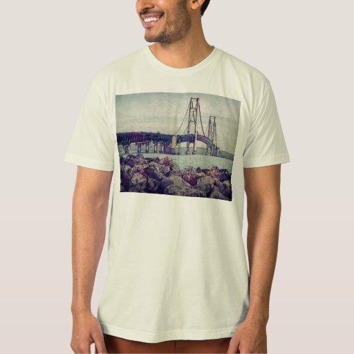 Straits of Mackinac T Shirt