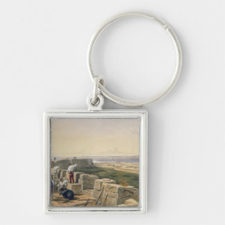 Straits of Yenikale, plate from 'The Seat of War i Keychain