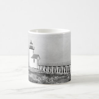Straitsmouth Island Lighthouse Coffee Mug