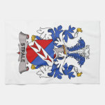 Strale Family Crest Towels