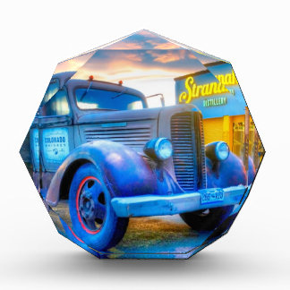 Stranahans Delivery Truck Award