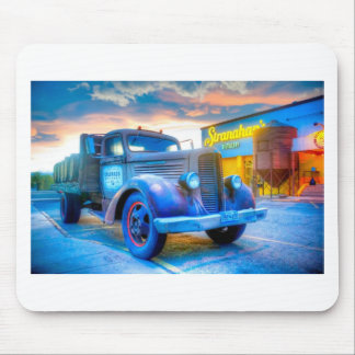 Stranahans Delivery Truck Mouse Pad