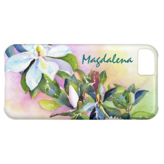 Strand of Flowers Case For iPhone 5C