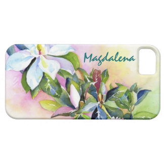 Strand of Flowers iPhone SE/5/5s Case