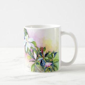 Strand of Flowers Mugs