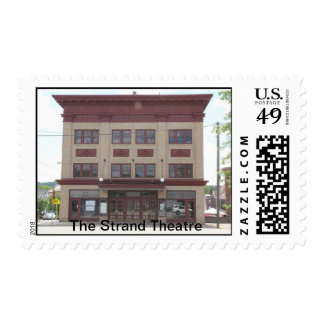 Strand Theatre Postage Stamps