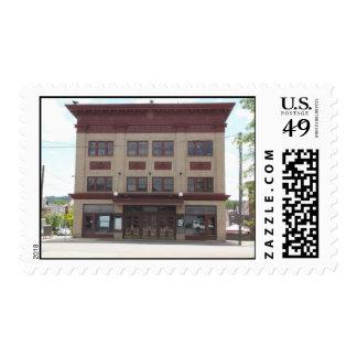 Strand Theatre Postage Stamp