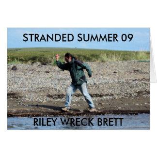 Stranded Brett 09 (3) Greeting Card