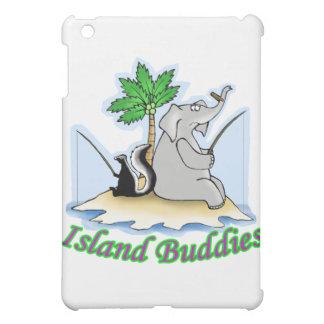 Stranded Elephant iPad Mini Case