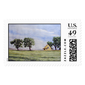Stranded House on the Prarie- stamps