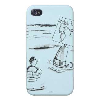 Stranded iPhone 4/4S Cover