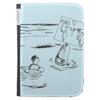 Stranded Kindle Case