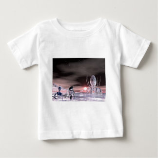stranded on the edge of time baby T-Shirt