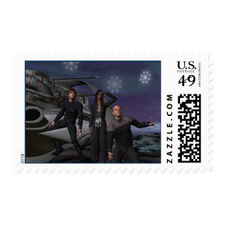 Stranded Stamps