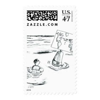 Stranded Postage